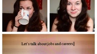 Coffee Talk with Caty; Jobs and Careers