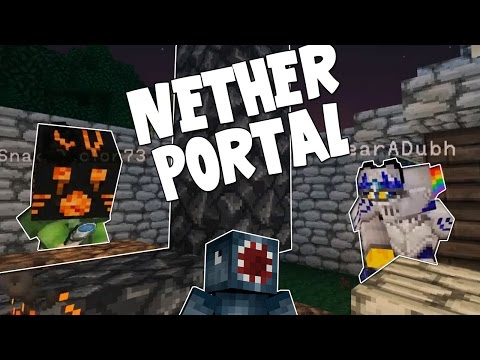 Minecraft - Boss Battles - Going To The Nether! [11] video