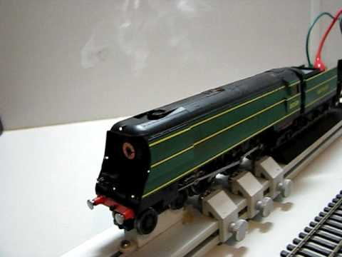 Hornby West Country DCC Sound some lights & smoke