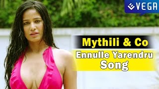 Mythili & Co Tamil Movie : Ennulle Yarendru Video Song : Poonam Pandey