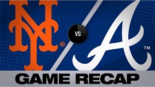 Acuna, Fried lead Braves in 5-3 win | Mets-Braves Game Highlights 8/13/19