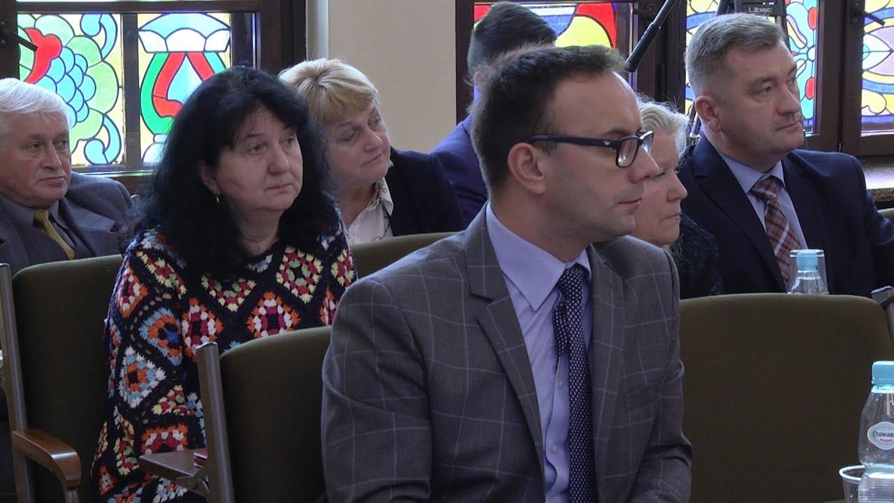XIV sesja Rady Miejskiej, część I