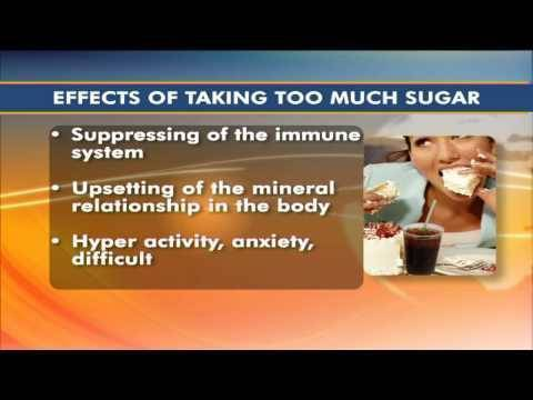 Lifestyle Feature- Sugar Intake