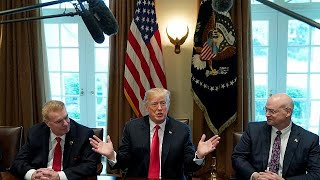 Trump desata la indignación con sus aranceles sobre el acero y el aluminio