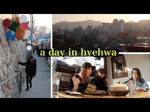 Best Sunset View of Seoul: Hyehwa & Dongdaemun