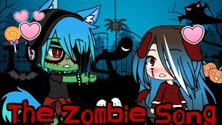 The Zombie Song |Gacha Life| (Jordan Sweeto cover)