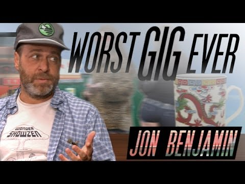 H. Jon Benjamin - Worst Gig Ever: Episode 1