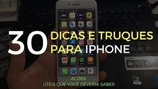 30 Truques Para iPhone Que Você Deveria Saber