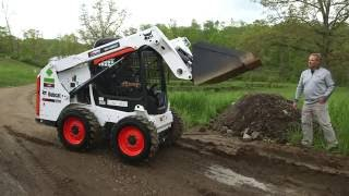 How to Operate a Bobcat Skid Steer
