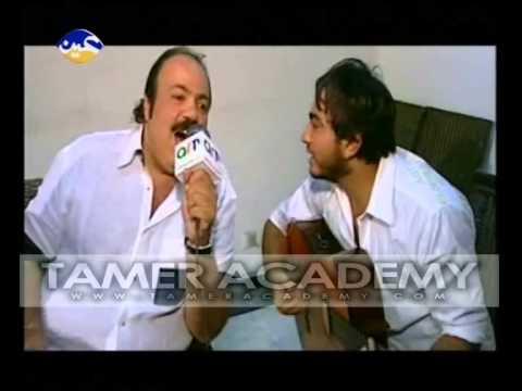 اعلان سهراية لتامر حسنى ايام فيلم سيد العاطفى thumbnail