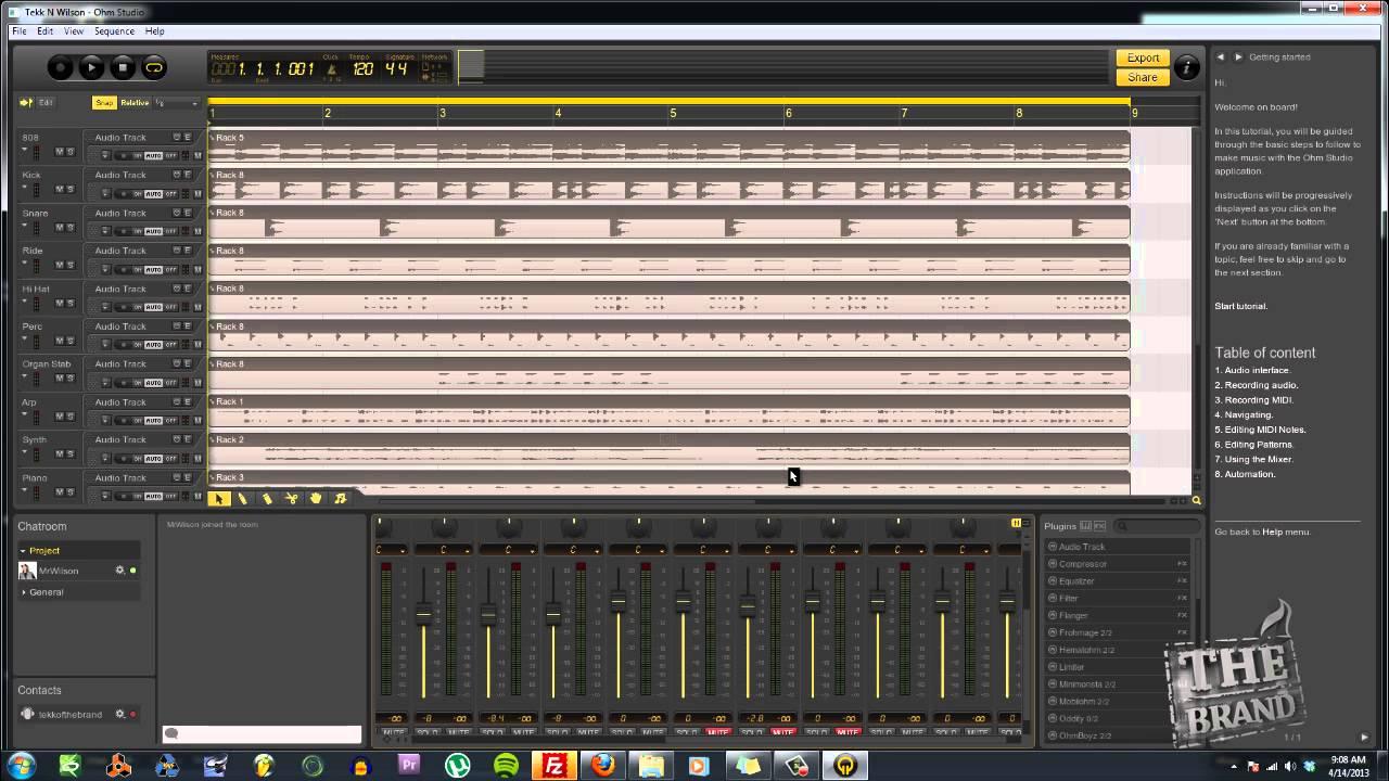 Best Beat Software Online Collaborative Daw Ohm Studio