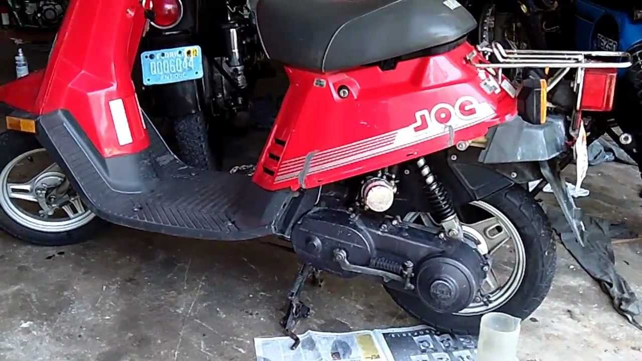 Yamaha Riva Parts