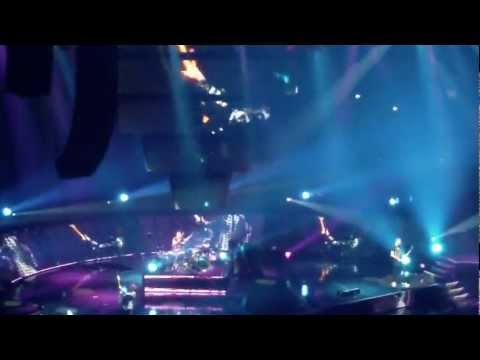 Muse Plug in Baby Madrid 2012