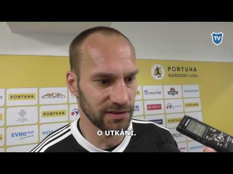 FNL: rozhovor s Petrem Vaškem po utkání s Vlašimí (2:0)