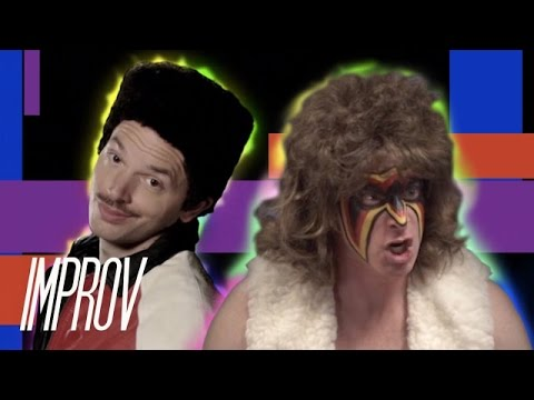 The Ultimate Warrior on the ArScheerio Paul Show: Paul Scheer and Rob Huebel