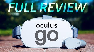 Oculus Go Review   Best First VR Headset for EVERYONE?