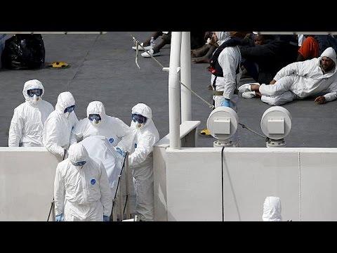 EU under pressure to prevent Mediterranean Sea deaths