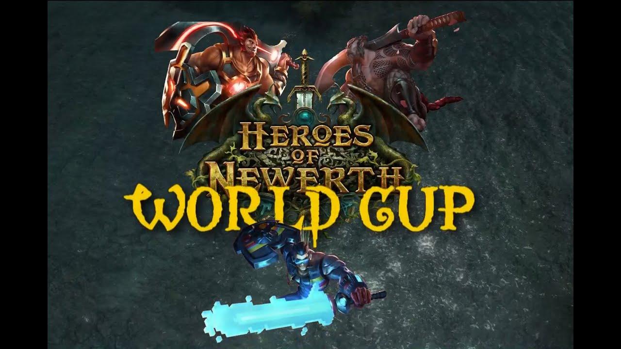 Heroes of Newerth Milk Heroes of Newerth World Cup