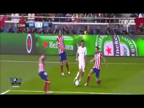 Real Madrid 4-1 Atletico Madrid Champions League Final 2014 Highlights and Goals