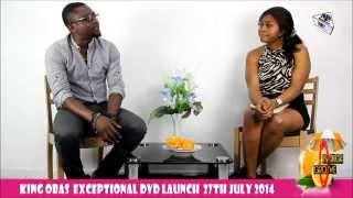 Orange Groove on Megalpoint TV with YLJ
