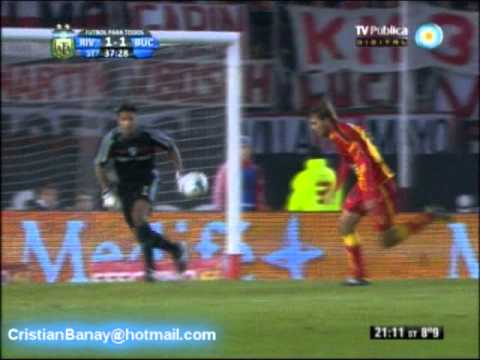 River 2 Boca Unidos 1 Torneo Nacional B 2011/12 Los Goles (costa Febre)