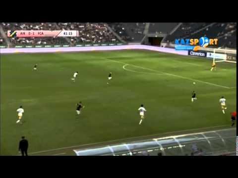 АИК — «Астана» 0:3