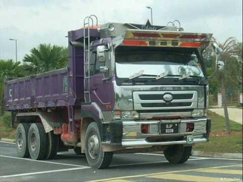 Malaysia Truck And Van Youtube