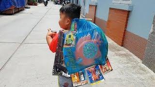Trò Chơi Bé Mua Sắm Cửa Hàng Đồ Chơi ❤ ChiChi ToysReview TV ❤ Đồ Chơi Trẻ Em Baby Toy Store