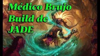 Diablo 3 Médico Brujo de Jade para GR