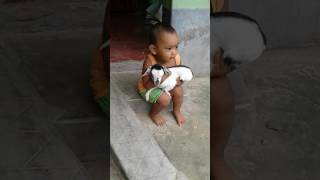 Funy child and kid jesmin sardar