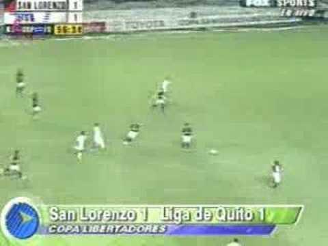 San Lorenzo 1 Liga de Quito 1