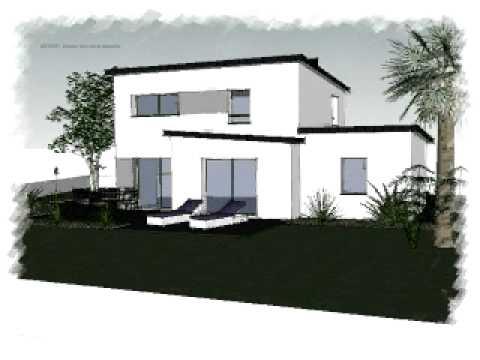 maison contemporaine toit plat page 7 10 all. Black Bedroom Furniture Sets. Home Design Ideas
