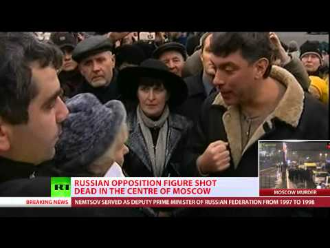 'Cruel murder of Boris Nemtsov is huge tragedy'