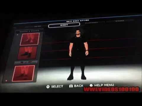 WWE '13 Seth Rollins Caw Formula