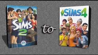 How to convert Sims 2 clothes into Sims 4