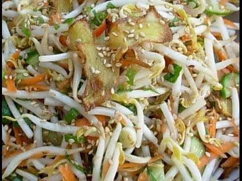 Bean Sprouts Hindi How to Prepare Bean Sprout