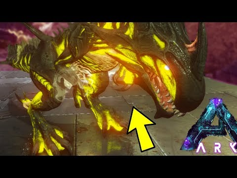 100% BEST SOLO MAX LVL REAPER TAMING METHOD, NO CAGES! - Ark Aberration Modded