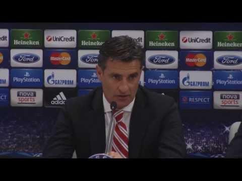 Piräus-Coach Michel: