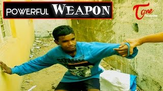 Powerful Weapon | A Short Film | By Raja Ravi Chandra Prasad
