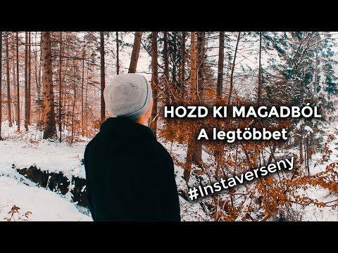 HOZD KI MAGADBÓL A LEGTÖBBET-INSTAVERSENY