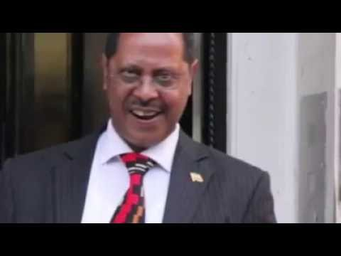 Solomon Tekalign Vs ANDM's Yalew - Incident In Ethiopia's Embassy In London