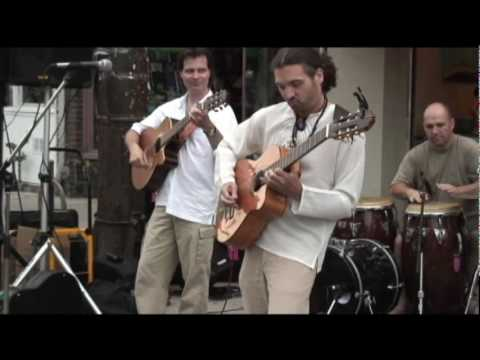 Johannes Linstead - Beaches Jazz Festival Street Scene 2007