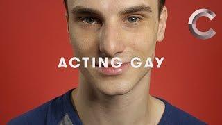 Acting Gay | Gay Men | One Word