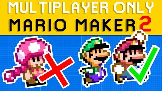 How to Upload MULTIPLAYER Levels in SUPER MARIO MAKER 2