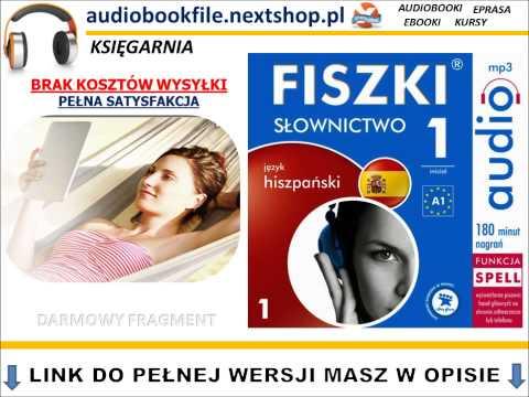 SZYBKA NAUKA HISZPAŃSKIEGO - FISZKI Audio - Słownictwo 1 - Szybka Nauka Słówek, MP3