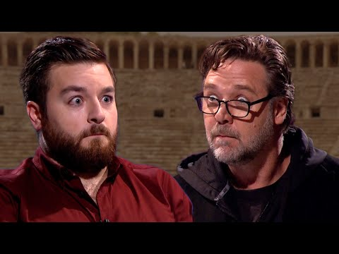Gladiator 2: Son Of Maximus w/ Russell Crowe - The Last Leg