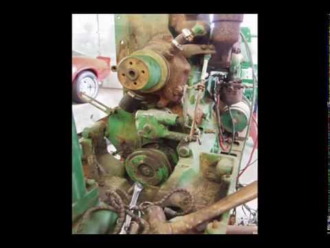 John Deere 1010 Restoration