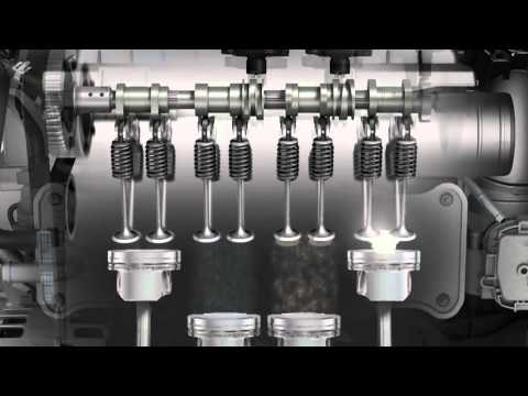 VW Golf VII - Animation Technik Und Komfort