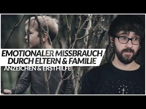 Emotionaler Missbrauch durch Eltern - Anzeichen und Vermeidungstechniken!