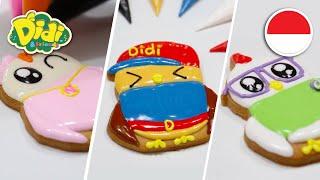 Didi & Friends Indonesia | Cara Menghias Kue Didi & Friends untuk Anak-Anak | Lagu Anak Indonesia